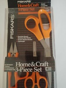 Fiskars Home & Craft 3 piece set NIP, 8