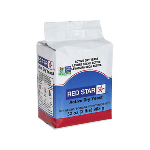 Red Star Active Dry Yeast (32 oz)