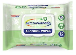 50 Pack Multipurpose Cleaning Wipes