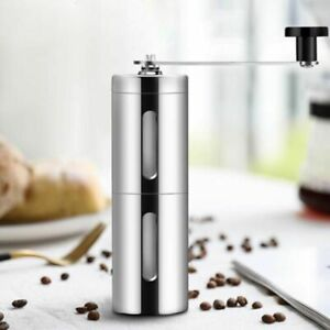 Hand Burr Mill Grinders Stainless Steel Ceramic Core Manual Grinder Kitchen Tool