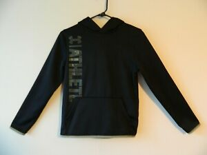 Under Armour ColdGear Youth Boy Pullover Hoodie Sweater Size Large Camo USED $14.99