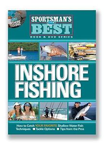 Sportsman#x27;s Best: Inshore Fishing Book amp; DVD Combo by Mike Holliday