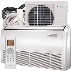 18000 BTU Ceiling Floor Mounted Ductless Mini Split AC Heat Pump ENERGY STAR