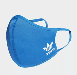 Adidas Face Mask (1) 100% New & Authentic Adult Size: Large FAST FREE SHIPPING!