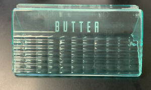 Vintage PHILCO Refrigerator parts butter dish and cover