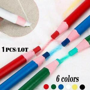 Cut free Sewing Tailors Chalk Pencils Fabric Marker Red Garment Crafts K2H1 $1.23