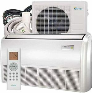 24000 BTU Ceiling Floor Mounted Ductless Mini Split AC Heat Pump ENERGY STAR