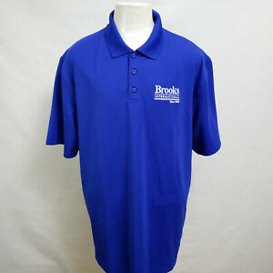 UNDER ARMOUR HEAT GEAR LOOSE FIT MEN'S ATHLETIC POLO SHIRT SIZE 2XL Z08 39 $22.99