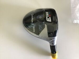 New Tour Issue TaylorMade M3 17* 3HL Fairway Wood Head Only 230 ct 16.4