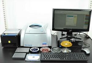 Qiagen Rotor-Gene Q 5-plex HRM real-time PCR system with rotorssealersoftware