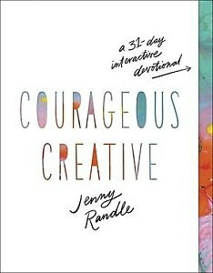 Courageous Creative: A 31 Day Interactive Devotional .. NEW $6.71