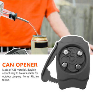 Go Swing Topless Can Opener Beer Drafter- Multifunction Tool US Stock