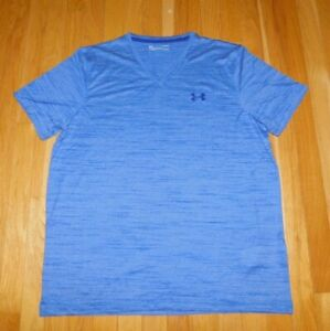 Under Armour HeatGear Short sleeve Loose Fitted T Shirt Color: Purple New $12.99