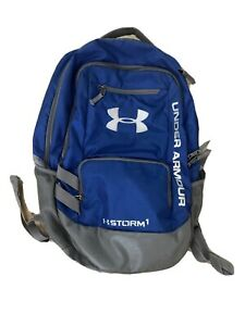 Under Armour Storm Backpack blue $7.99