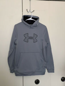Under Armour Cold Gear Hoodie Size Small Pre Owned $20.00