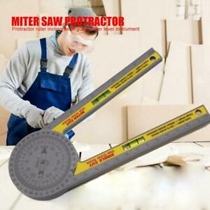 Miter Saw Protractor Pro Site Series Miter Single Cut $7.49