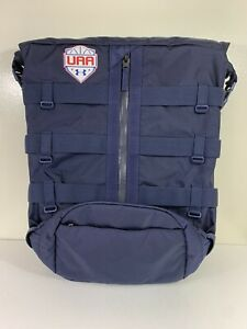 Under Armour Roll Top UAA Navy Blue Basketball Backpack New UA # 1328609 $119.00