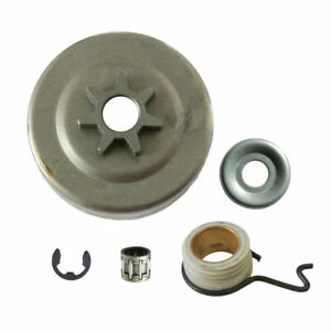 Clutch E clip Sprocket Drum Needle Bearing 7T For STIHL MS250 MS230 025 023 021 $6.99