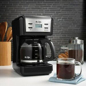 Mr. Coffee 12 Cup Programmable Coffee Maker NEW IN BOX