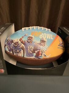 2018 NFL Pro Bowl San Diego Chargers Limited Edition 500 Commemorative Football $15.00