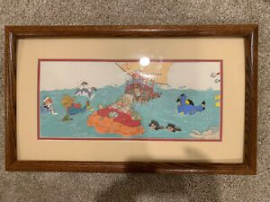 Raggety Ann amp; Andy original hand painted animation cel $124.99