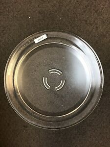4393799 Maytag Whirlpool Microwave Glass Tray Turntable Plate 12""