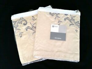 Valance JC Penney Home 52quot; x 17quot; Pagoda French Country Embroidered 6 Avail NEW