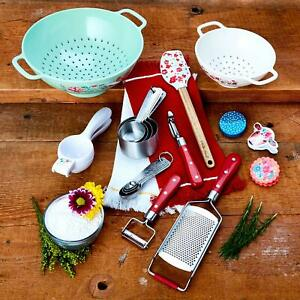 NEW 18 Piece The Pioneer Woman Spring amp; Frontier Collection Complete Cooking Set