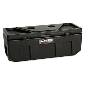 Dee Zee DZ6535P Standard Single Lid Poly Utility Chest Tool Box