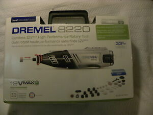 Dremel 8220 1 28 12 Volt Max Cordless Rotary Tool NEVER OPEN SEALED