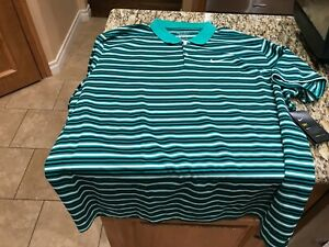 Beau Rivage Casino Nike Dri Fit golf shirt XXL $56.25
