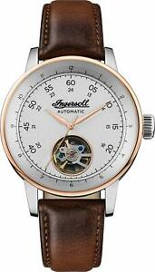 Ingersoll Men#x27;s The Miles Gents Automatic Watch I08001 NEW $103.00