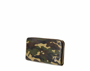 Spear Diplomat Camouflage Women#x27;s Zip Wallet SBDIPLOMAT 333