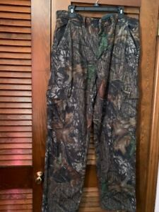RedHead mens camouflage hunting pants size large insulated