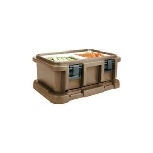 Cambro UPC160131 Camcarrier Full Size 6 in Deep Brown Pan Carrier $206.95