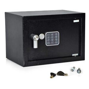 SereneLife SLSFE14 Fireproof Electronic Digital Combination Safe Box with Keys $67.99