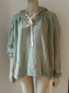 Urban Outfitters Out From Under Hoodie Mint size S new no tag #3 GBP 18.90
