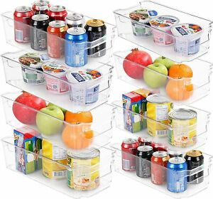 Set of 8 Pantry Organizers Includes 8 Organizers 4 Large amp; 4 Small Drawers $34.79