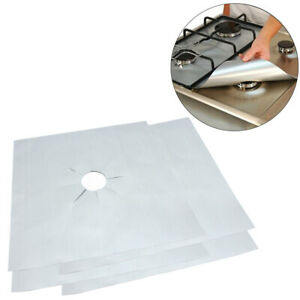 Universal Heavy Duty Oven Liners Gas Hob Protector Sheets Gas Hob Protector $6.88