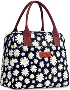 Lunch Box for Women Insulated Lunch Bags for Women Large Cooler Tote For Work $13.99