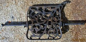 GOLD MEDAL SEWING MACHINE CAST IRON FOOT PEDAL $34.89