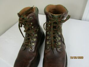 Carolina Work Flex Leather Soft Toe 6 in Work Boot Size 9D Great Condition