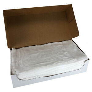 Extra Large Box of Bleached Weave Cheesecloth Fabric Grade amp; Size Options $41.99