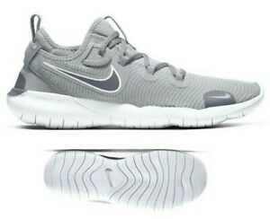 New NIKE Running Athletic Sneakers Flex Run casual shoes Mens gray black all siz $69.95