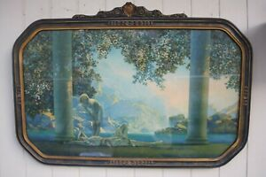 Maxfield Parrish Daybreak Original framed Lithograph Large Size $350.00