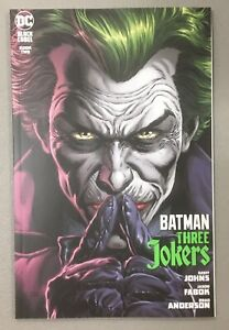 Three Jokers #2 Regular Cover