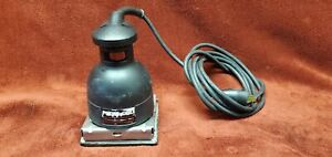 PORTER CABLE 330 SPEED BLOC FINISHING SANDER 1 4 SHEET $70.00
