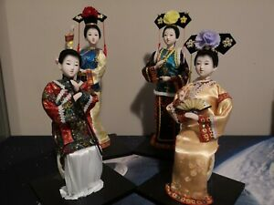 Chinese Dolls Figures $119.99