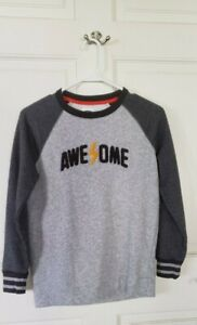 Old Navy Boys Pullover Sweatshirt Size Large 10 12 $9.99