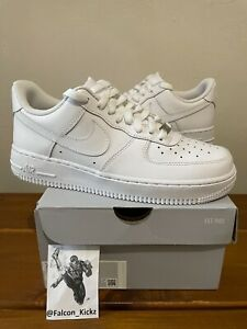 Mens Nike Air Force 1 Low White 07 315122 111 Mens US Sizes 7.5 13 IN HAND $114.50